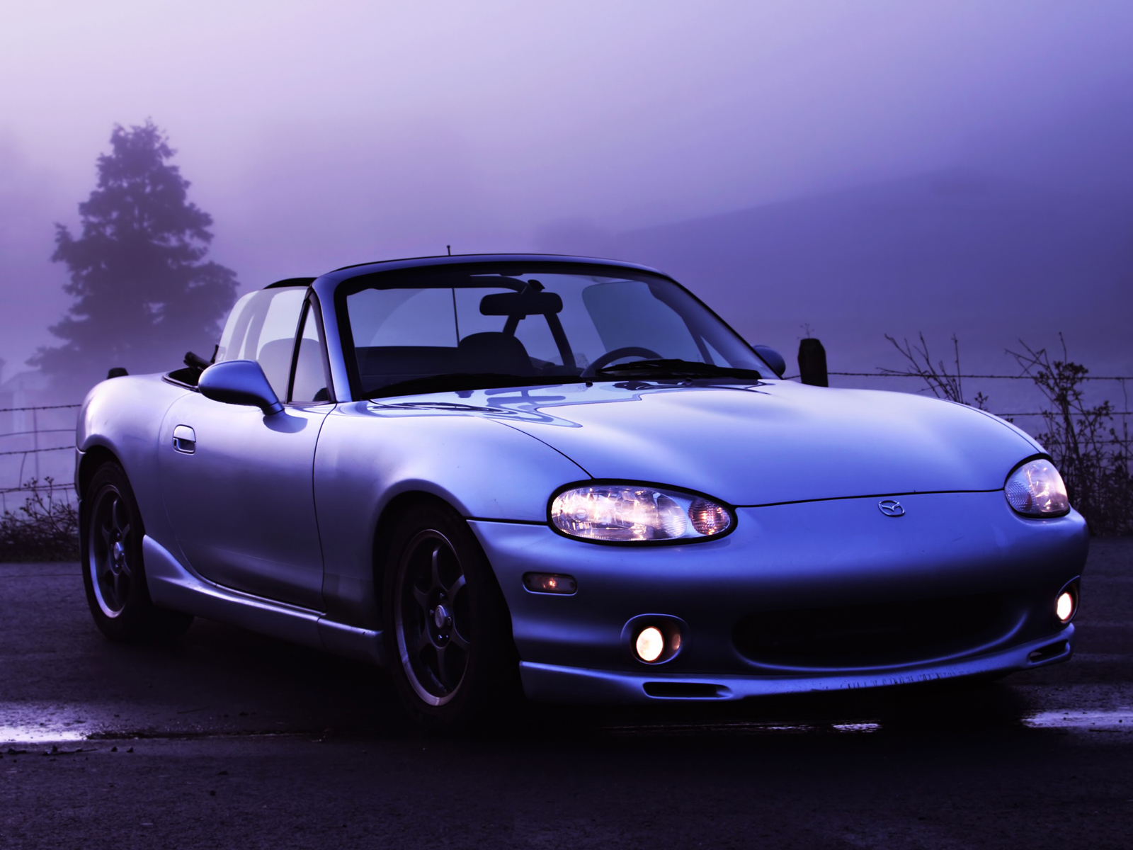 Mazda Miata Wallpaper