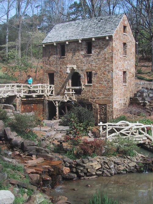 Pugh's Mill Concrete Sculptures