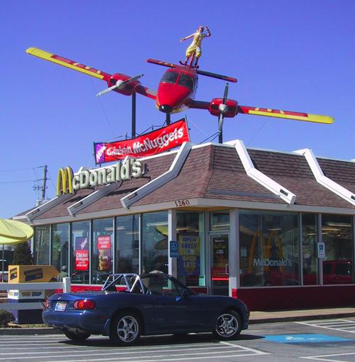 Aeronautic McDonalds