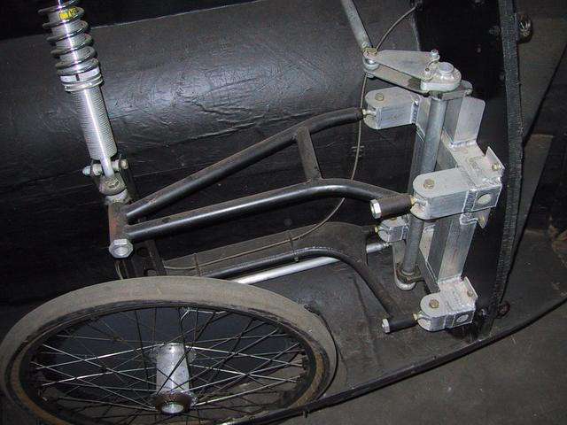 Aurora 1 > Front Suspension