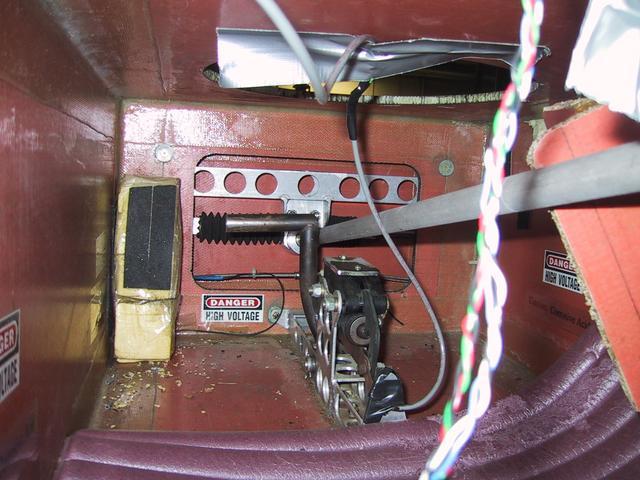 Aurora 2 > Brakes & Footwell
