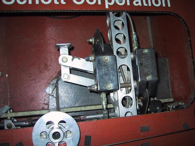 Aurora 4 > Brake Master Cylinders